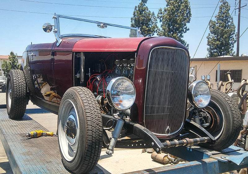 Classic Car High Performance Exhaust Montclair CA