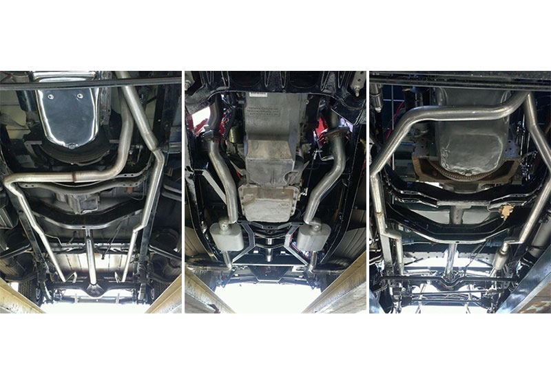 Custom Exhaust System Installation & Repair Ontario CA